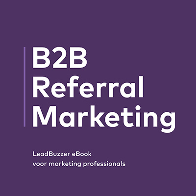eBook B2B Referral Marketing