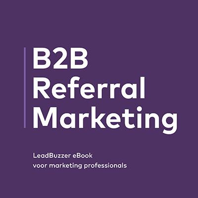 eBook B2B Referral Marketing